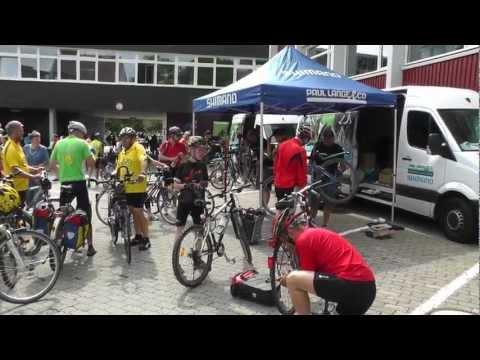 SWR4 Tour de Ländle 2012 in Furtwangen Sport Radfahren