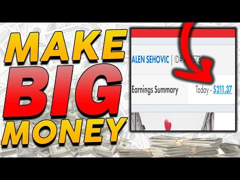 Best Way to Make Money Online as a Broke Beginner! (WORKING 2019!) 💰🔥$200+ DAILY🔥💰