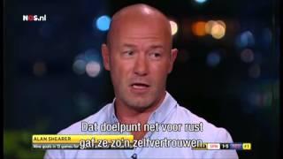 Henry en Shearer lyrisch over Oranje   NOS WK Voetbal