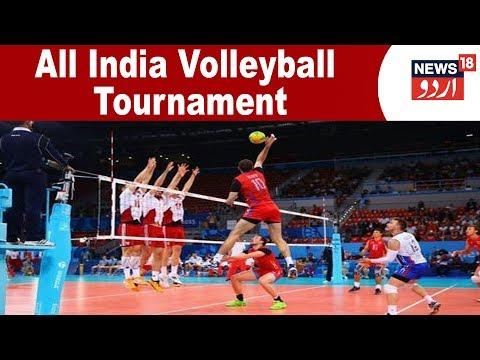 Mumbra Sports Club All India Volleyball Tournament 2019