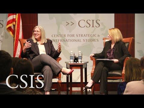 A Conversation with Sue Gordon, Principal Deputy Director of National Intelligence