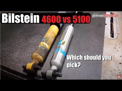 Bilstein 5100 vs 4600 Shocks (Which should you Get?) | AnthonyJ350