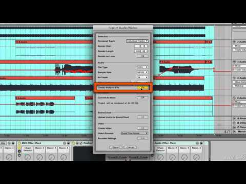 Dance Music Masters 103: Marc Smith   Performance  5 Bouncing Stems for the  Set