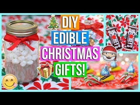 Diy Edible Christmas Gifts 2017 Edible Gift Ideas For Best Friends