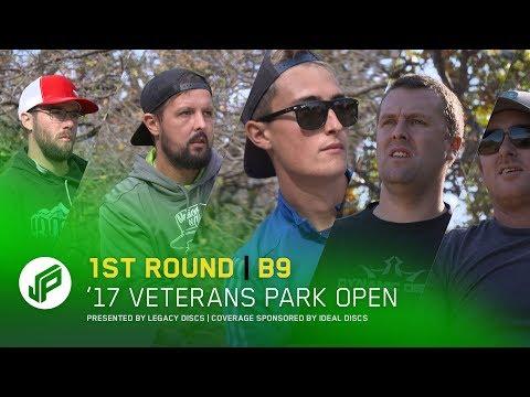 2017 Veterans Park Open | Round 1, Back 9 | McMahon, Williams, Seaborn, Hatfield, Grider