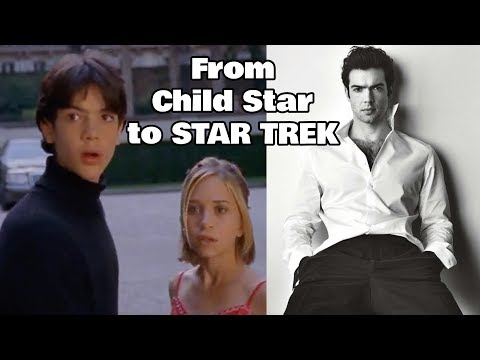 Ethan Peck (The New Spock) was Mary-Kate Olsen's French Boyfriend
