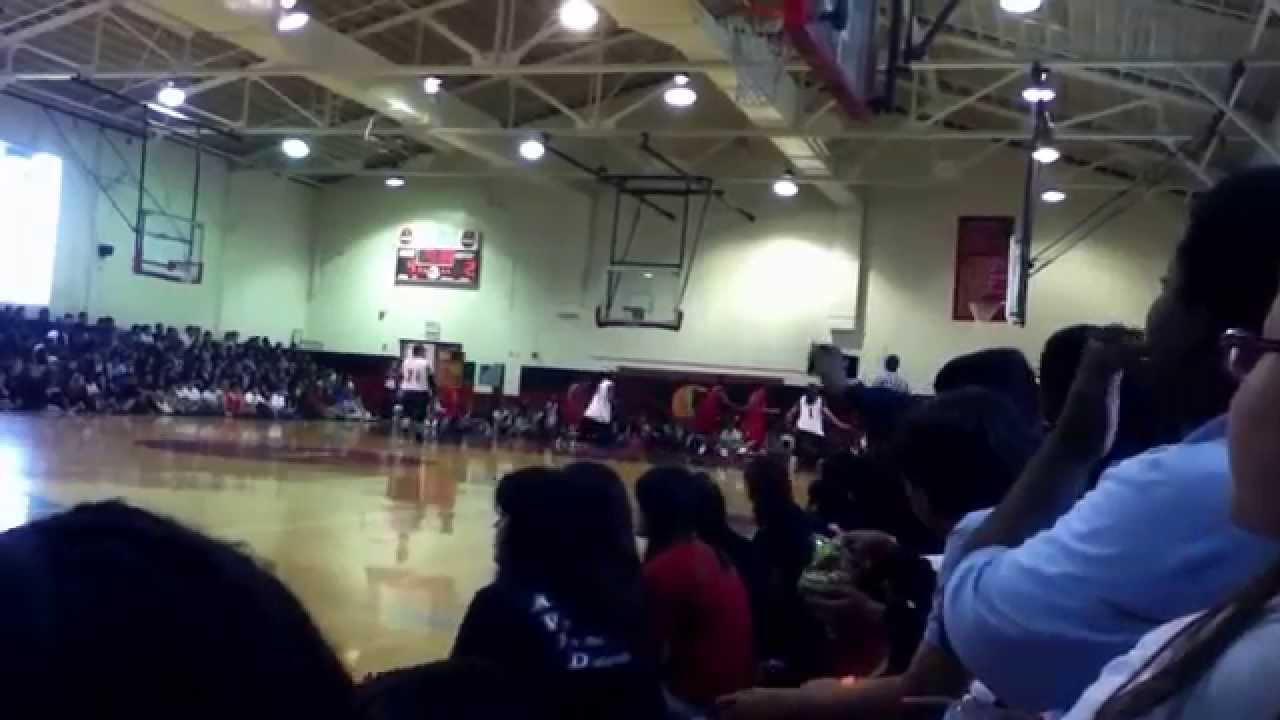 Benjamin Franklin Middle School Basketball Game: Teachers ...