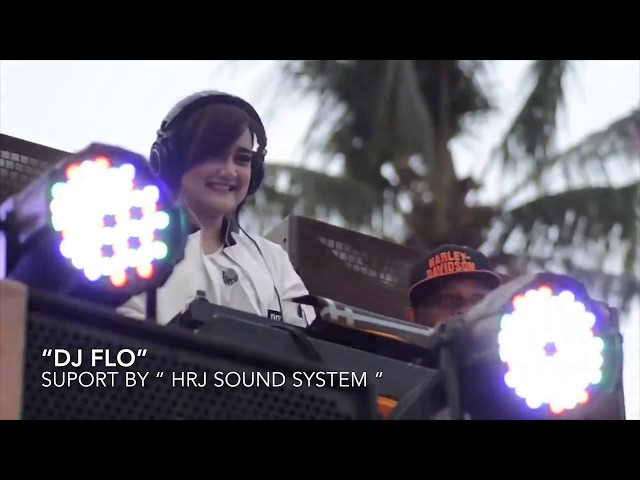 """HRJ SOUND SYSTEM� suport By DJ FLO. (di karnaval KALIASRI,29-09-2018)"