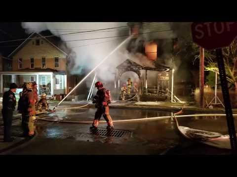 Two die in Brady Street fire
