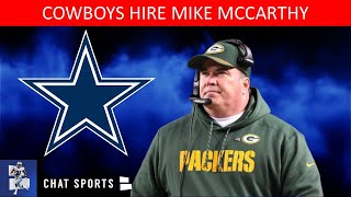 Dallas Cowboys Hire Mike McCarthy As Next Head Coach | Cowboys News