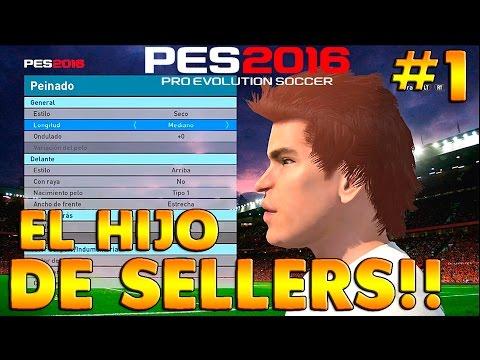 PES 2016 BAL | NACE EL HIJO DE SELLERS!!!! #1 | 2.0 |