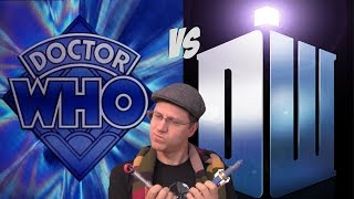 5 Major Differences Between Classic And Modern Doctor Who