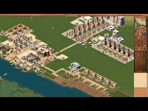 Pharaoh Walkthrough: Mission 21 - Bubastis [1/3]