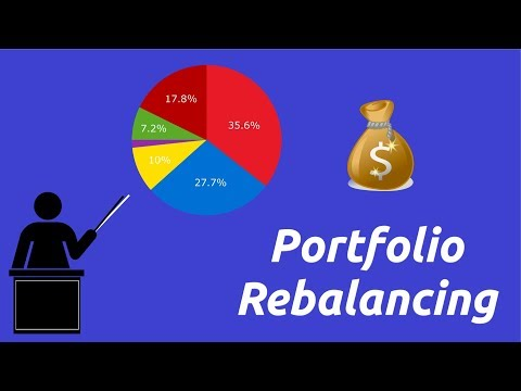 Crypto Portfolio Rebalancing - What Is It? How To Do It? (In Under 5 Minutes)