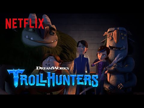 Enter the DreamWorks Trollhunters Holiday Giveaway