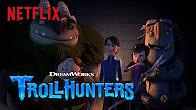 Trollhunters Part 2 | Official Trailer [HD] | Netflix - Продолжительность: 114 секунд