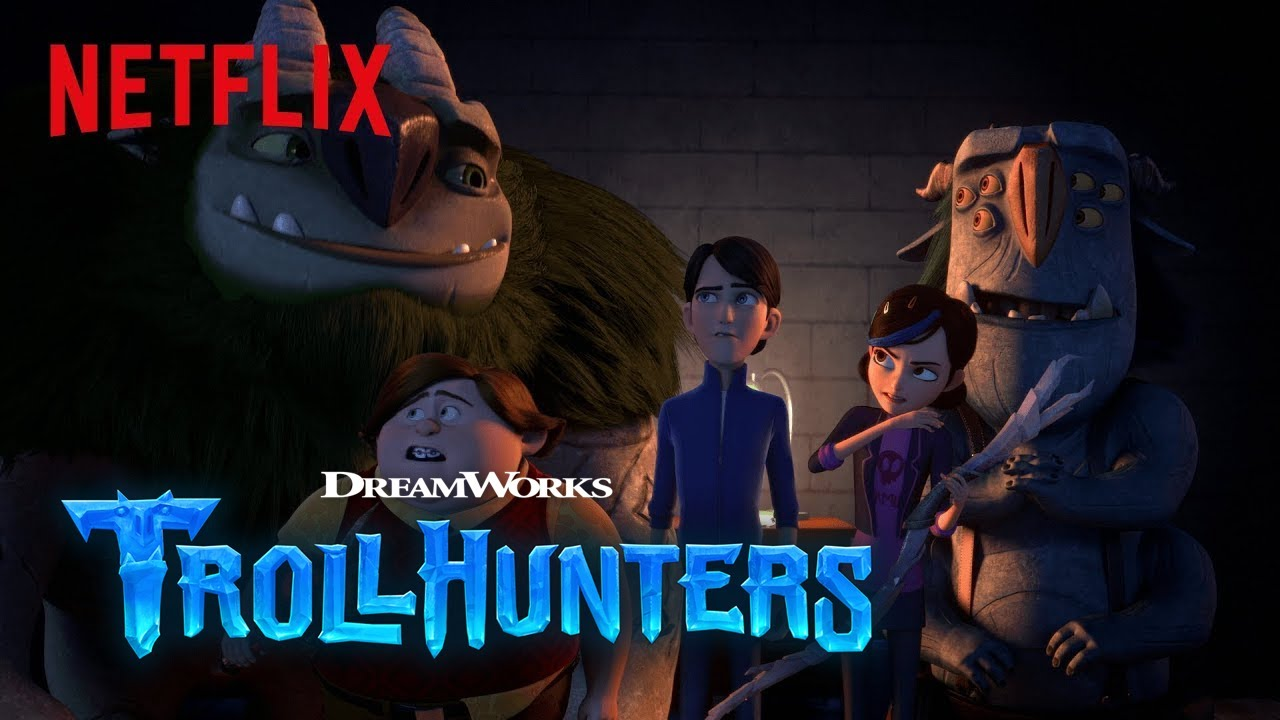 Trollhunters Part 2 | Official Trailer [HD] | Netflix