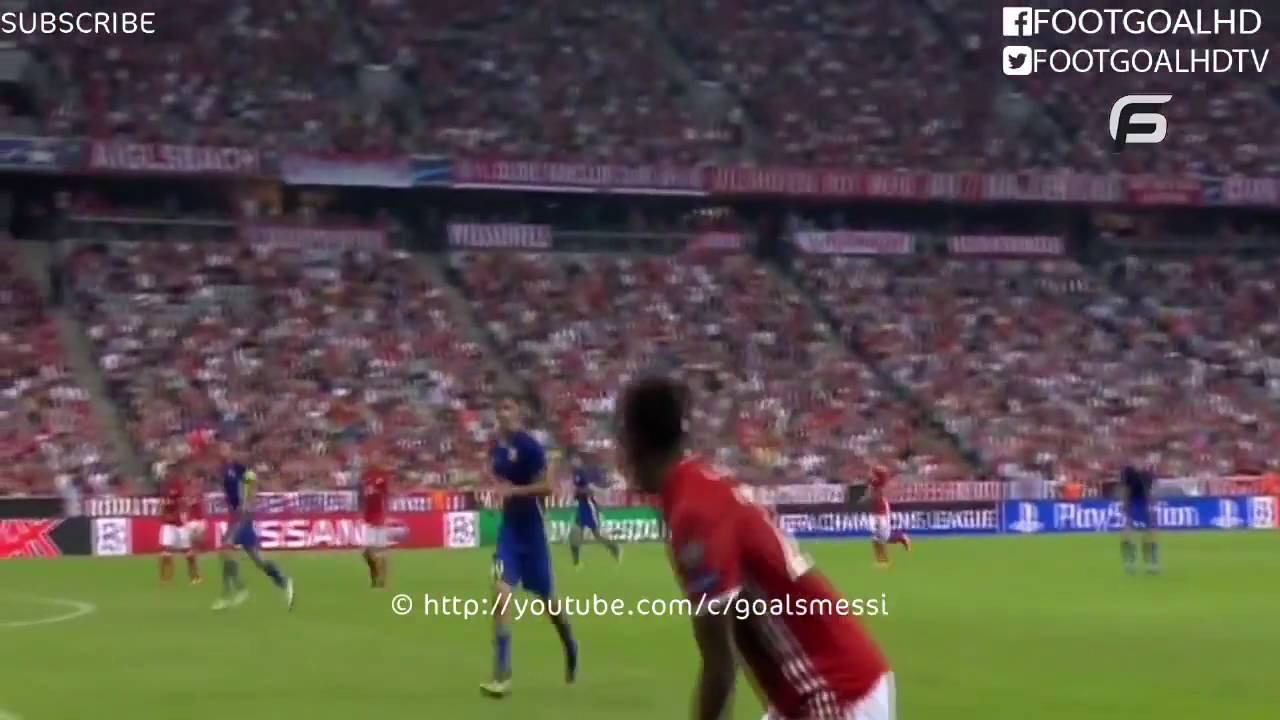 Download BAYERN MUNICH-ROSTOV 5-0 ALL GOALS AND HIGHLIGHTS
