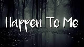 BENEE - Happen To Me (Lyrics)