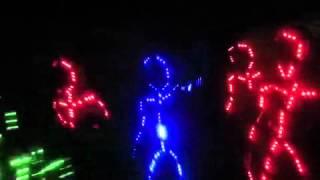 Show y baile con luces en Quince años en DF thumbnail