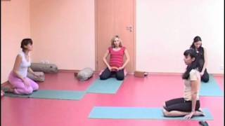 Катерина Кладова. Йога для беременных