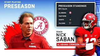 What if the Alabama Crimson Tide played in the NFL?
