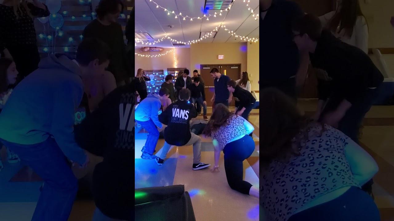 Drop it to the Floor