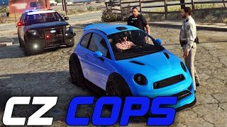 Code Zero Cops #66 - The Blue Smurf (Criminal Polecat)