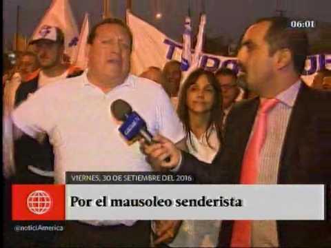 América Noticias: Primera Edición - 30.09.16