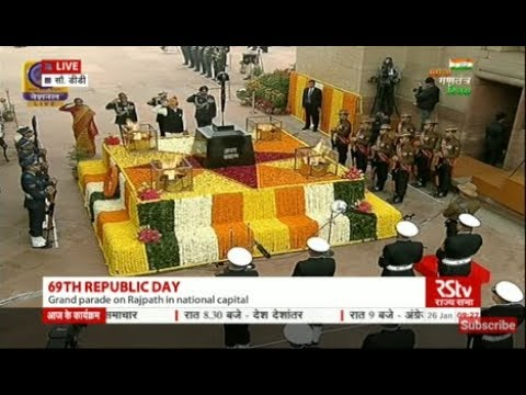 69th Republic Day Parade & Celebrations | January 26, 2018 (Part-01)