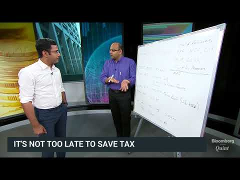 A Guide To Last-Minute Tax Saving
