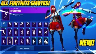"*NEW* ""FABLE"" SKIN SHOWCASE WITH +80 FORTNITE DANCES & EMOTES..!!"