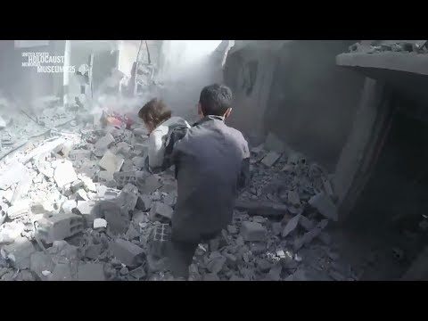 White Helmets Rescue Mission - February 2018