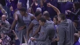 2014 K-State vs KU Basketball