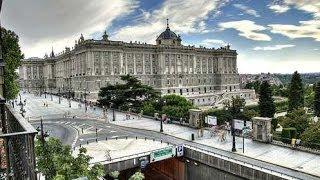 Conhecendo a capital Madri (Espanha) - Europa