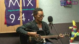 "State of Man ""Bound in Chains"" live acoustic peformance at Mix 94.1 studios in Las Vegas"