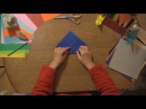 Paper Craft Projects : How to Make Paper Fortune Tellers