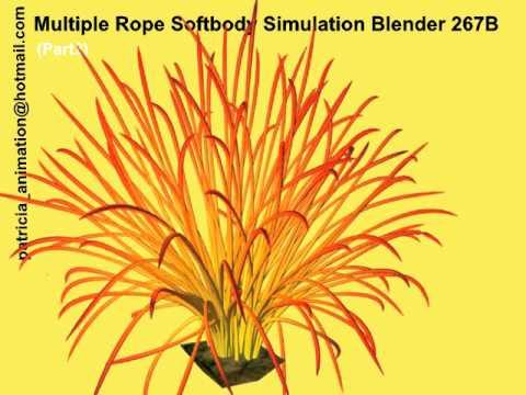 how to make rope blender