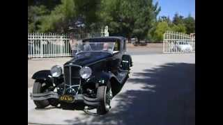 John Barrymore's 1930 L-29 CORD Town Car