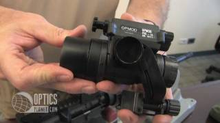 OPMOD PVS-14 Night Vision Monocular Gen III - OpticsPlanet.com Product in Focus