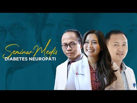 Seminar Medis Diabetes Neuropati (Webinar)