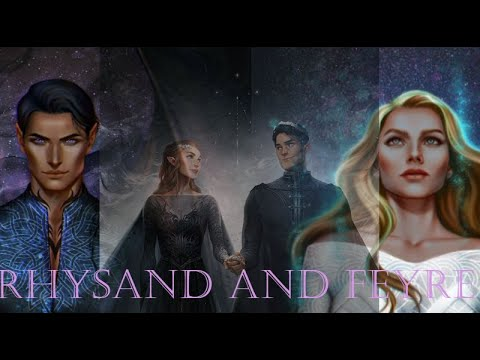 Feyre and Rhysand   Bring me back to life