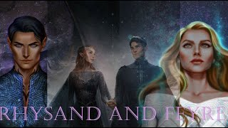 Feyre and Rhysand | Bring me back to life