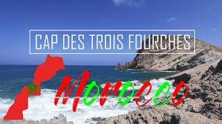 Cap des trois fourches - Ras El Ma 2019 MOROCCO - TRAVEL VIDEO