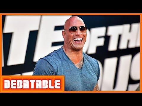 Top 10 Celebrities - Debatable