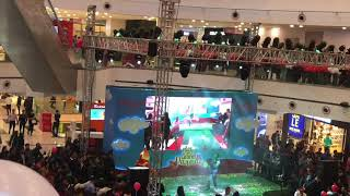 Heat blast @ Hamleys, DLF Mall of India, Noida