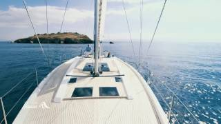 Hanse 588 - THE ASPIRATION OF BRILLIANCE
