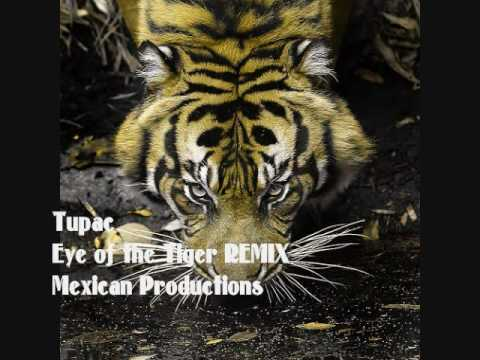 Tupac , eye of the tiger REMIX Mexican Productions - M.RON