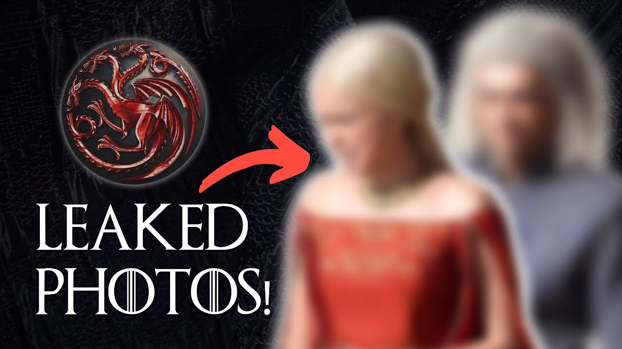 House of the Dragon Costumes:  Laenor Velaryon and Rhaenyra Targaryen