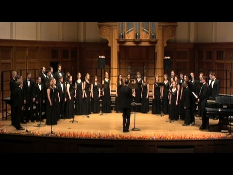 Lawrence University Choirs - October 9, 2015